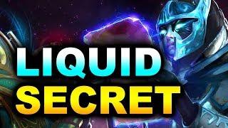 LIQUID vs SECRET - WHAT A GAME! - STOCKHOLM MAJOR DreamLeague DOTA 2