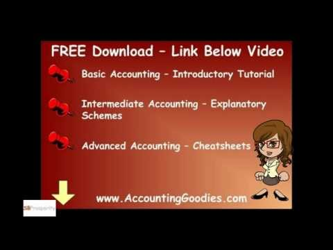 Financial Accounting - Intermediate Accounting True & False Statements