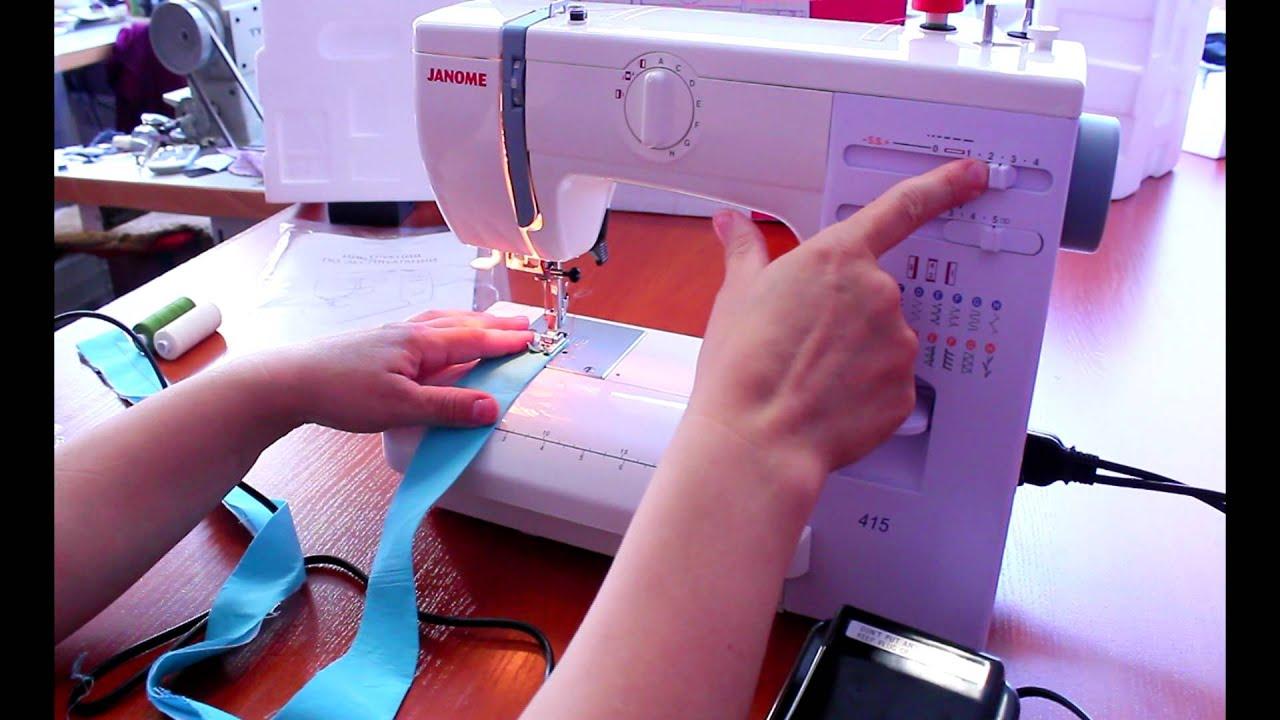 Как научиться шить на машинке в домашних  196