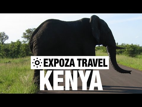 Kenya Vacation Travel Video Guide • Great Destinations