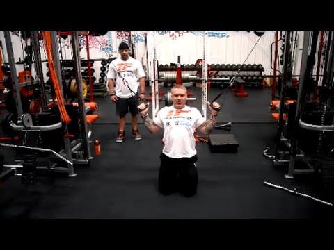 Rebuilt Training With James Grage: 10 Week Workout Plan for Hypertrophy   Day 3 Back