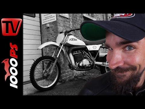 KOTs Klassiker 3: KTM MC 495