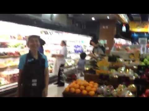 Villa Market (Supermarket) @ J Avenue Thonglor Soi 15 Bangkok