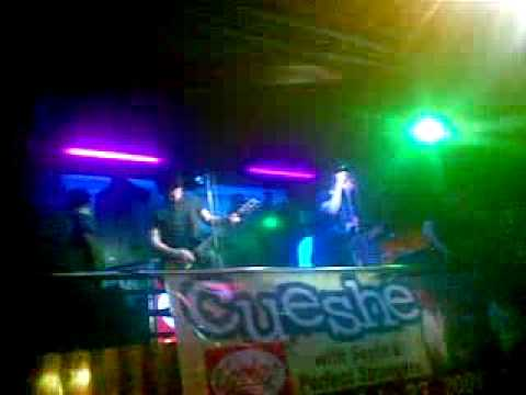 cueshe live at cowboy grill binan.