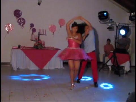 SHOW SALSA XV AÑOS EDECANES Y BAILARINES IMPERIAL DANCE