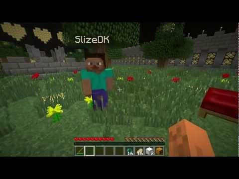 Minecraft Tower Defense with Alex #1