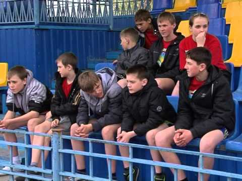 Спортивные соревнования школьников «Президентские состязания»