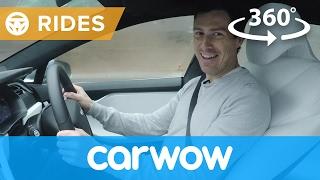 Tesla Model S P100D Ludicrous Plus 2017 360 degree test drive | Mat Watson Reviews