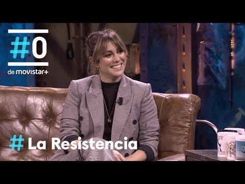 LA RESISTENCIA - Entrevista a Blanca Suárez   #LaResistencia 10.12.2018