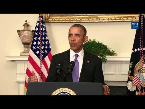 Obama: Iran Deal Makes World Safer - Full Statement
