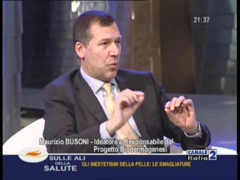 CANALE ITALIA – Biodermogenesi soluzione della smagliatura