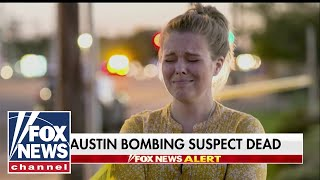 Austin serial bomber dead; kills self with explosives