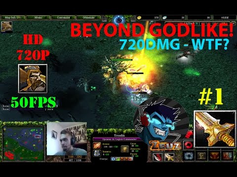 ★DoTa 6.83d Legion Commander - GamePlay | Guide★ Beyond Godlike! ★ #1