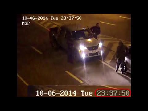 Infraganti: en 20 segundos atrapan a ladrón de autos en Cordón Seguro