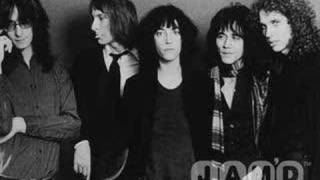 Watch Patti Smith Because The Night video