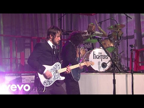 Foo Fighters – My Hero (Live on Letterman)