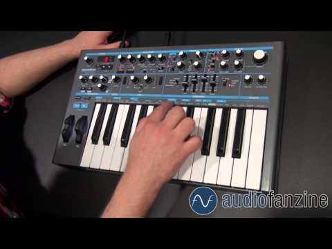 [Musikmesse] Novation Bass Station II