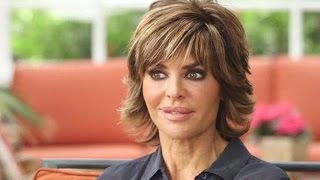 EXCLUSIVE: Lisa Rinna Says Harry Hamlin Threatened Divorce If She Joined 'Real Housewives'