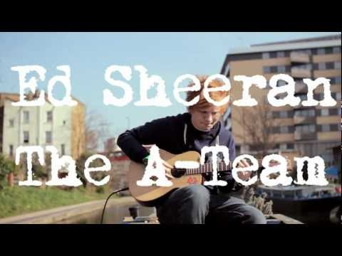 Ed Sheeran - The A Team (Acoustic Boat Sessions)