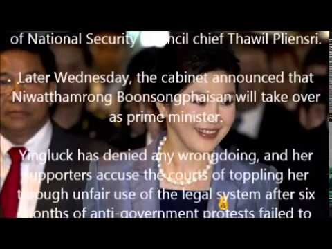 Thai court dismisses PM for abuse of power