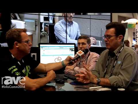 InfoComm 2016: Gary Kayye Interviews Mark Housley and Brady Bruce From InFocus