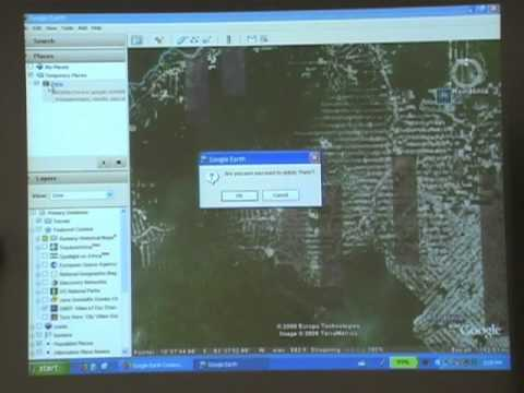 Google Earth: Beyond Your Backyard