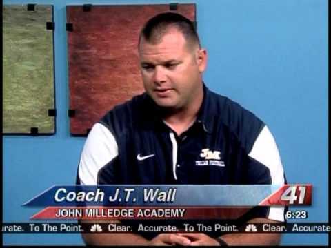 41NBC/WMGT- Coaches Corner: John Milledge Academy- 7.22.13