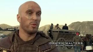 Assassin's Creed Movie: Leap of Faith Stunt Jump (HD) - Damien Walters | Behind The Scenes