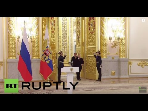 Russia: World community must 'pull together' to fight terrorism - Putin