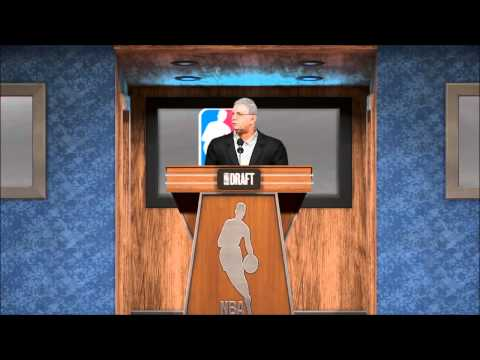 DRAFT DAY - NBA 2K14 (PS4) - Octavio Chadwell - My Career - EP2