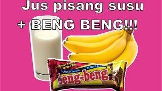 JUS PISANG SUSU BENG BENG