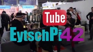Campaign Like Clockwork - Acoustic Session at the Joyo Booth - Musikmesse 2016