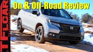 2019 Honda Passport In-Depth Review: Is This Honda's Best Off-Roader? (Part 2 of 2)