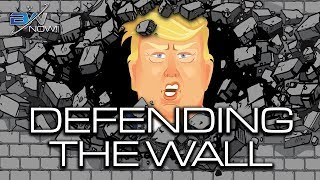 Trump TV Pitch: Can He Build a Bridge to His Wall?
