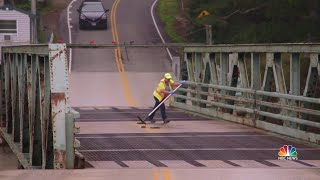 One Of The Nation's Last Manually Operated Bridges Will Soon Be Modernized | NBC Nightly News