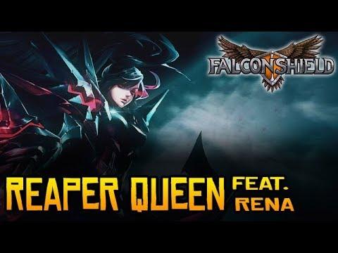 Falconshield feat. Rena - Reaper Queen