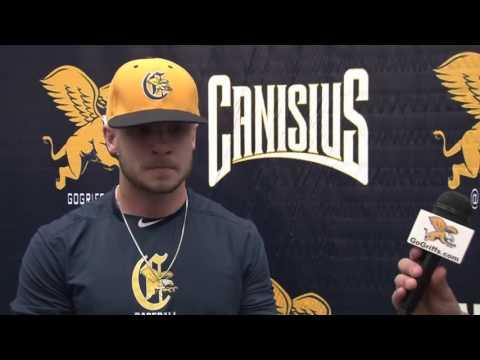 Baseball Post Series Interviews vs. Iona