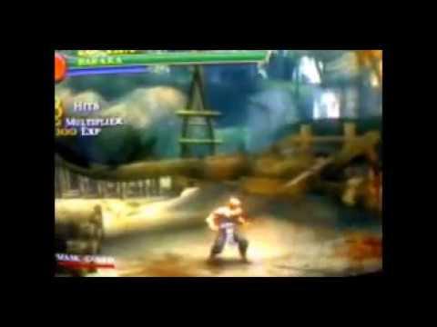 mksm jefes jugables en ps2 (no emulador)/mksm playable bosses in ps2 (not emulator).