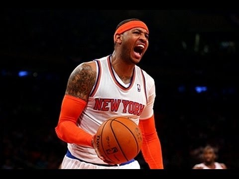 Carmelo Keeps the Knicks Alive in Game 5