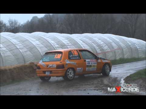 Rallye Lyon Charbonnires 2013 Julien Saunier Fred Vauclare