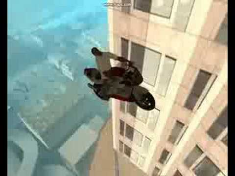 GTA San Andreas Bike Stunts