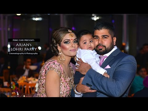 ARJAN's Lohri Party | Canary Wharf | London