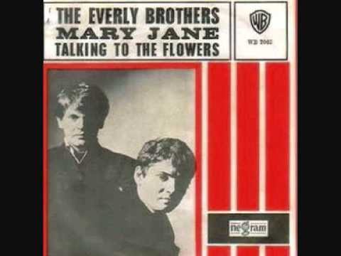 The Everly Brothers - Talking To The Flowers