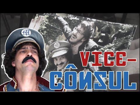 O ÚLTIMO PROGRAMA DO MUNDO #27: Despertar de um Vice Cônsul