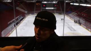 Jyrki Ahon pelipäivän haastattelu 4.3.2017