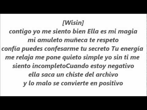 energia  alexis & fido ft wisin & yandel (offcial remix) {letra} $jh