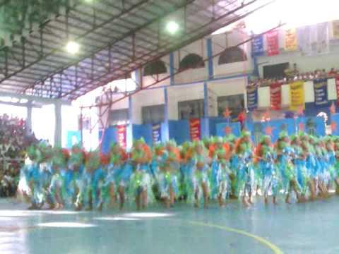 NORSU Hugyawan 2008 Champion (Bais City Campuses)