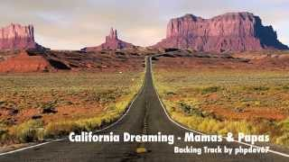 California Dreaming - The Mamas & The Papas [Instrumental Cover by phpdev67]