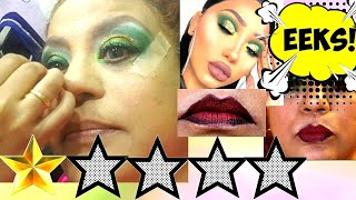 I went to the worst reviewed makeup artist in India | Milly Moitra.
