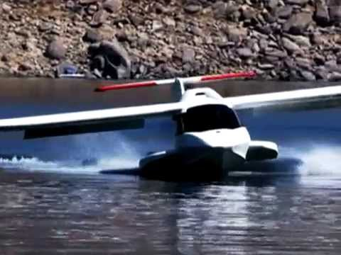 Icon A-5 - Amphibious Light Sport Aircraft